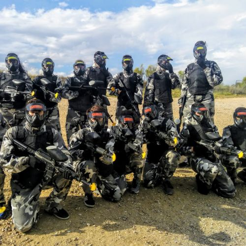 Paintball Despedidas de Soltero, Eventos, Empresas...